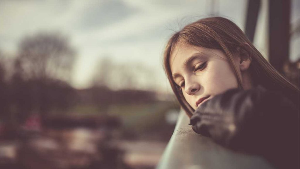 what are the signs of anxiety in children